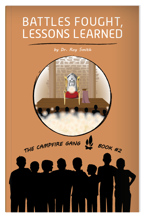 The Campfire Gang Book 2 Front