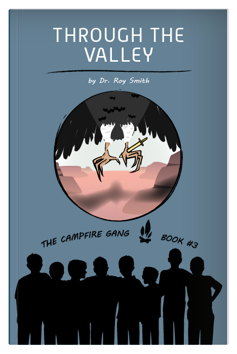 The Campfire Gang Book 3 Front