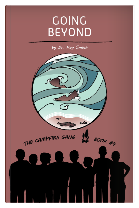 The Campfire Gang Book 4 Front