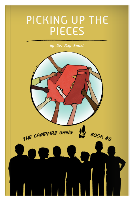 The Campfire Gang Book 5 Front